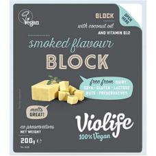 Сыр VioLife «Копченый вкус» (блок) 200 г