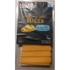 Сыр VioLife «Чеддер» (слайс) 100 г
